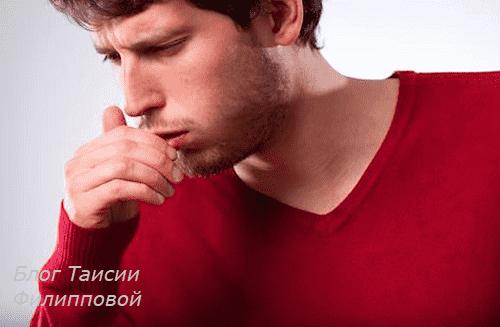 Очень сильный кашель народные средства