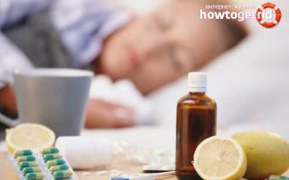 Как восстановиться после гриппа