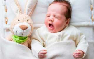 Сильный кашель во время сна у ребенка