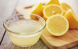 Лимон с медом от простуды рецепт