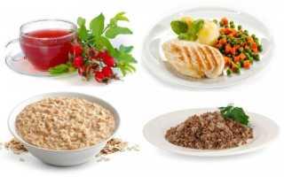 Питание при бронхите у взрослых
