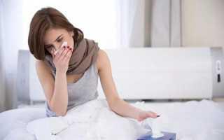 Что делать если сильный кашель не проходит
