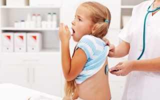 Первые признаки воспаления легких у детей