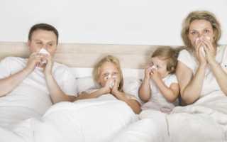 Можно ли заразиться простудой