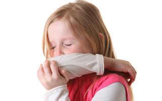 Навязчивый кашель