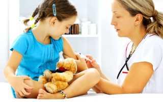 Осложнения после прививки от гриппа у детей
