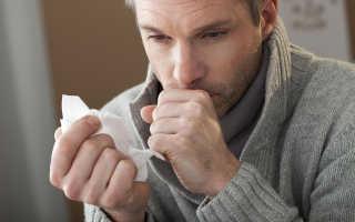 Долгий кашель