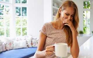 Лечение простуды у беременных в 1 триместре