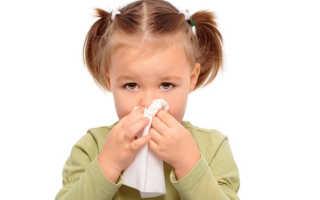 Кашель от насморка у ребенка чем лечить