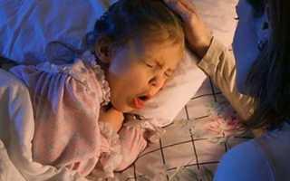 Лающий кашель у ребенка без температуры лечение
