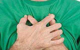 Признаки пневмонии