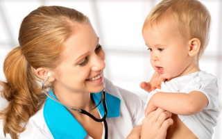 У ребенка не проходит кашель и насморк