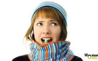 Противовоспалительные препараты для детей при простуде
