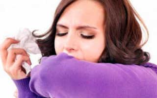 Лекарства от влажного кашля у взрослых