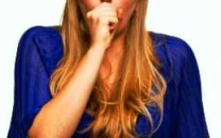 Сильный кашель при беременности