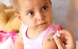 Аллергия после прививки от гриппа