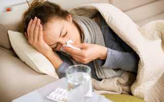 Желудочный грипп симптомы
