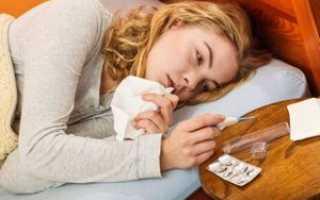 Заболел от прививки от гриппа