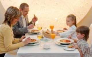 Кашель во время еды причины