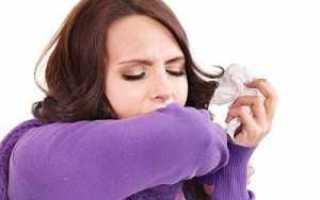 Длительный кашель без температуры у взрослого