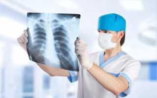 Как протекает воспаление легких