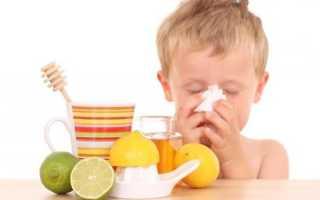 Сухой кашель у ребенка 2 года