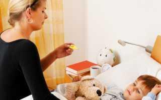 Ребенок не может уснуть из за кашля