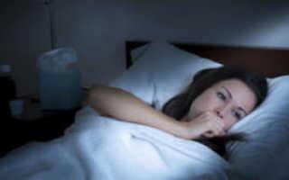 Ночной кашель у взрослых как лечить