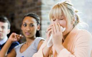 Простуда ОРВИ грипп таблица