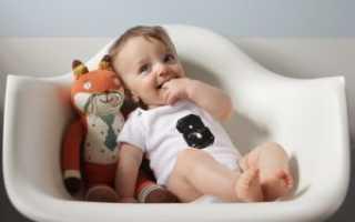Кашель у ребенка 8 месяцев чем лечить