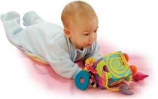 Кашель у ребенка 7 месяцев чем лечить