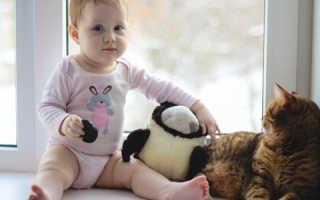 Кашель у ребенка 10 месяцев