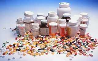 Таблетки против простуды