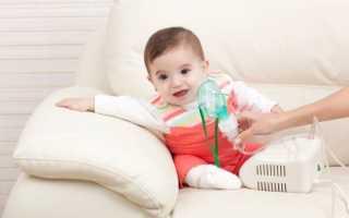 Для ингаляции от кашля препараты для детей