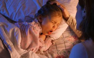 Не проходят сопли и кашель у ребенка