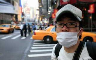 Китайский грипп 2016