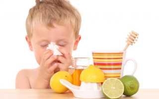 Профилактика гриппа и ОРВИ для детей препараты