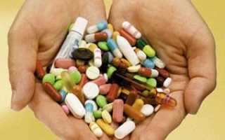 Препараты при простуде и гриппе взрослым