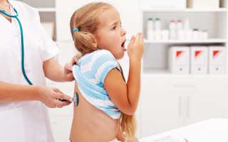 Как облегчить приступ кашля у ребенка ночью