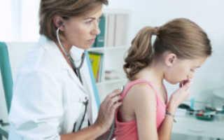 Свистящий кашель у взрослых