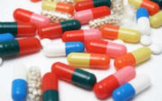 Когда нужно пить антибиотики при простуде