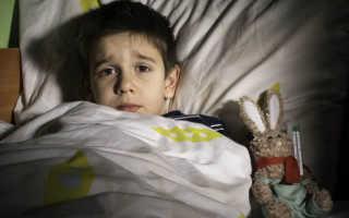 Сильный кашель у ребенка ночью что делать