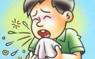 Детский кашель ночью как помочь
