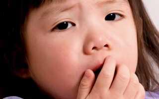 Как лечить мокрый кашель у ребенка комаровский
