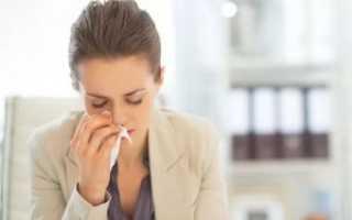 Пропотеть при простуде