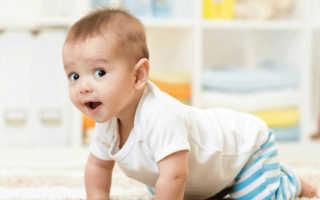 Кашель у 7 месячного ребенка чем лечить
