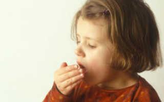 Может ли быть у ребенка кашель аллергический
