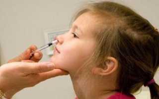 Стоит ли делать прививку от гриппа ребенку