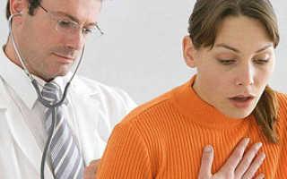 Лающий кашель чем лечить