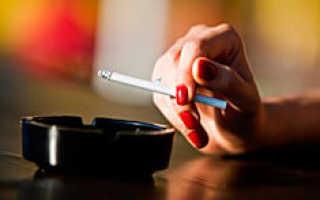 Как вылечить кашель курильщика в домашних условиях